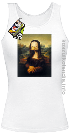MonaLisa Mother Ducker - Top damski