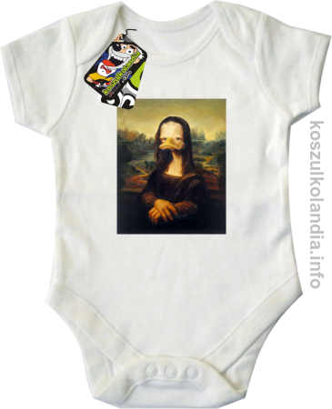 MonaLisa Mother Ducker - Body dziecięce